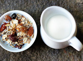 Recipe: Homemade Muesli