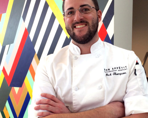 Staff Spotlight: The Accidental Chef – Case Western's Dick Thompson