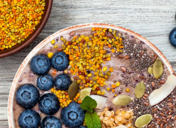 The Buzz: Bee Pollen
