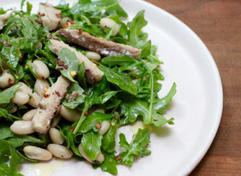 Recipe: Mackerel White Bean Salad with Fresh Herbs