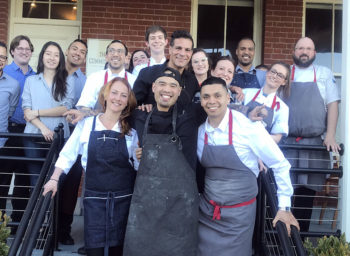 The Commissary's Open Kitchen Series Reunites Top Chef Contestants