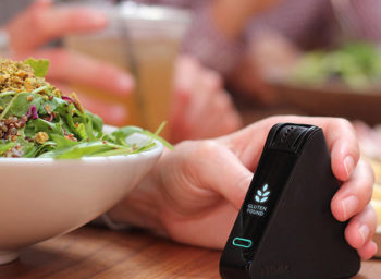 Bon Appétit Tests 'World's First Portable, Connected Gluten Sensor'