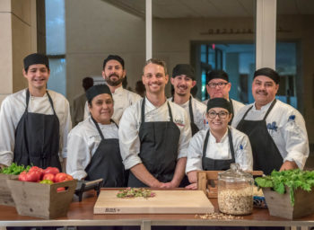 Café Allegro's All-Local Feast Wows Association of Food Journalists