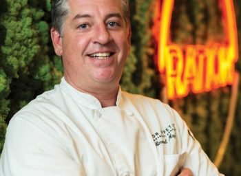 SCAD's Emanuel May Named One of the Greatest Chefs in the South