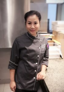 Getty Executive Pastry Chef Joanne Ponvanit