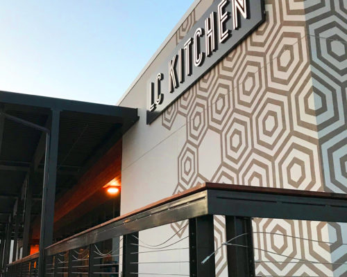 LC Kitchen Opens on Legacy Central Campus