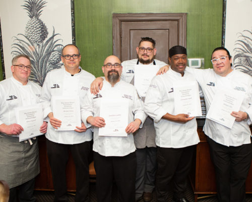 Bon Appétit East Coast Chefs Cook at the Historic James Beard House
