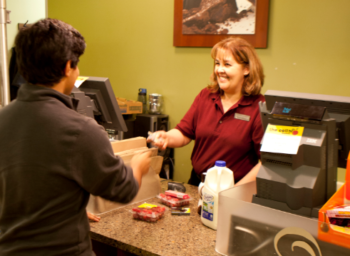 Staff Spotlight: Cecilia Carrasco Practices Compassion at the Cashier