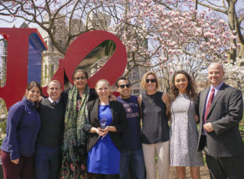 University of Pennsylvania Honored as Standout in Healthier Campus Initiative
