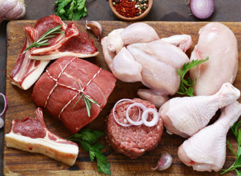 The Buzz: Red Meat vs. White Meat