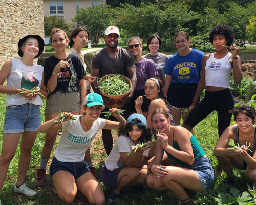 10 Student Groups Win $1,000 to Improve Food Sustainability on Campus