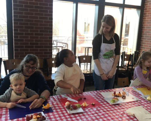 cornell college_healthy kids_lily and student