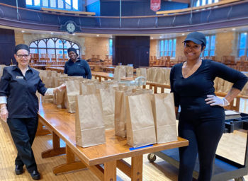 University of Chicago Supports South Side Community During Covid-19 Crisis
