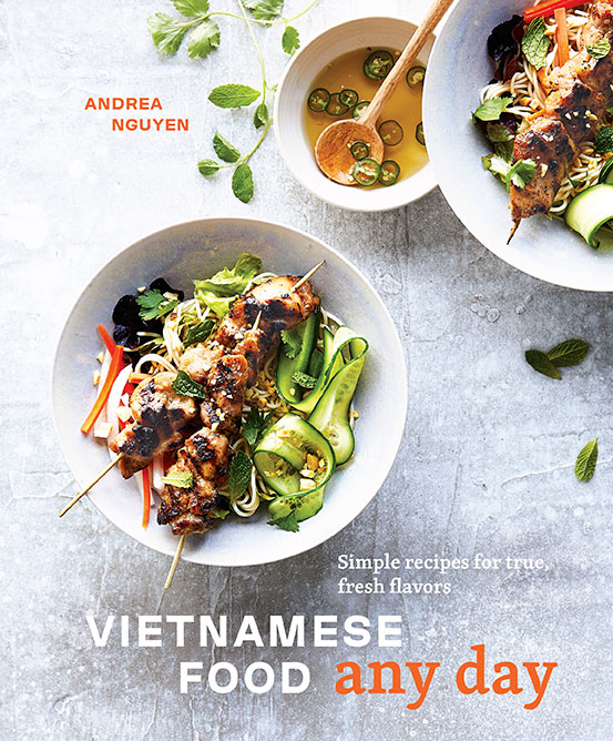Vietnamese Food Any Day cover