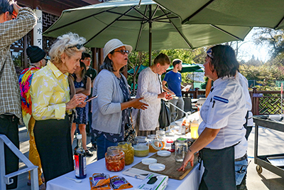 The Huntington Hosts Popular Duo of Demos and Tastings