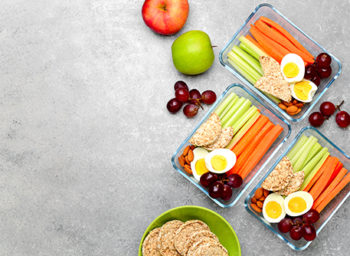 Smart Snacking for Busy Lives